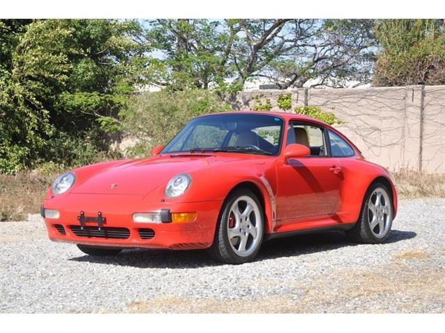 1996 Porsche 993 | 838835