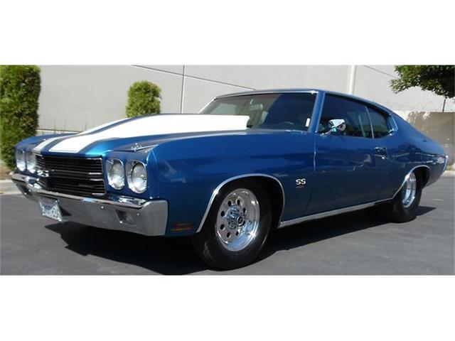 1970 Chevrolet Chevelle SS | 838837