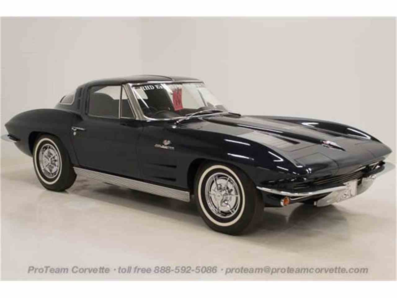 Large Picture of '63 Corvette - HZAC