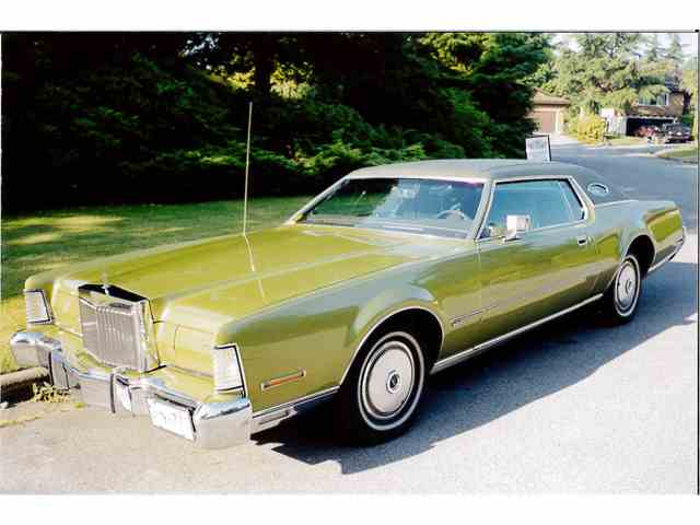 1973 Lincoln Continental Mark IV | 838886