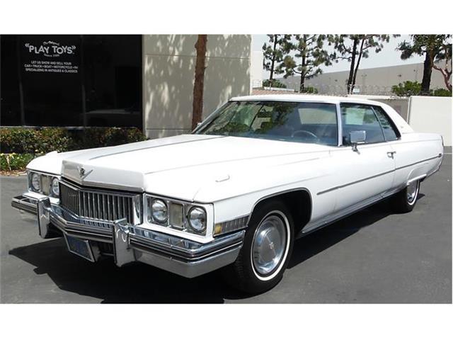 1973 Cadillac DeVille | 838902