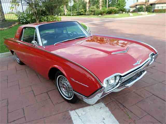 1962 Ford Thunderbird | 838906