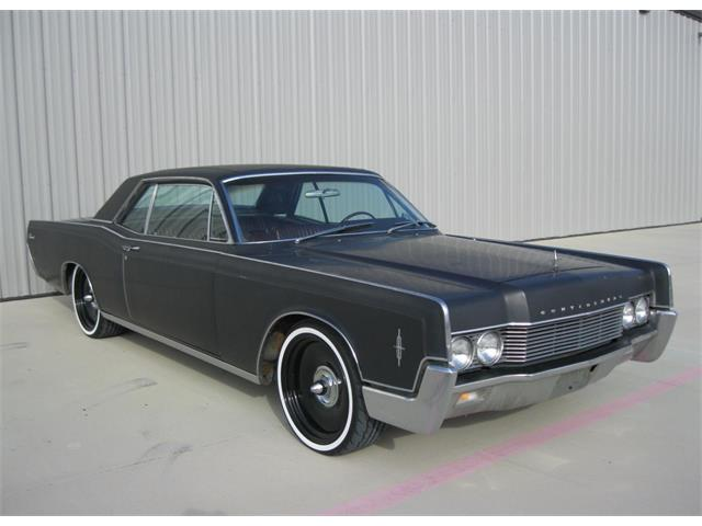 1966 Lincoln Continental | 839027