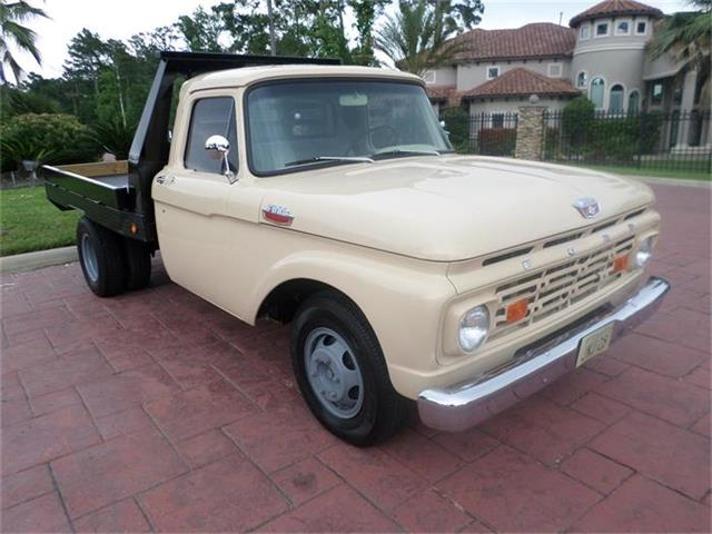 1963 Ford 1 Ton Flatbed | 839028