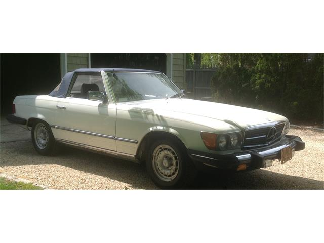 1985 Mercedes-Benz 380SL | 839029