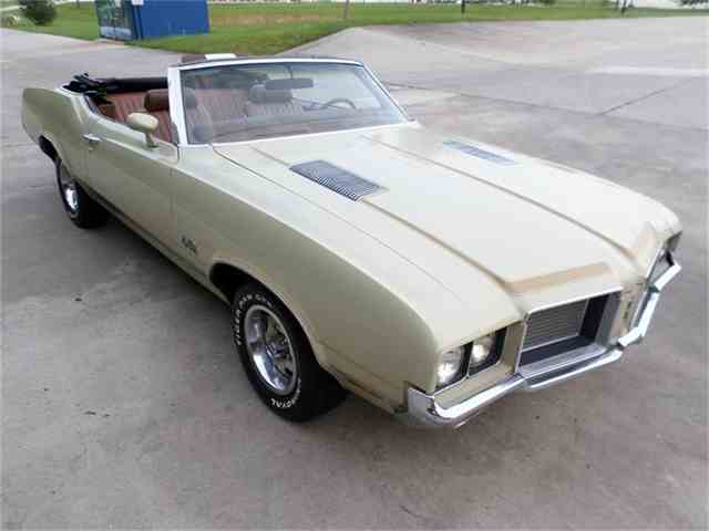 1972 Oldsmobile Cutlass Supreme | 839031