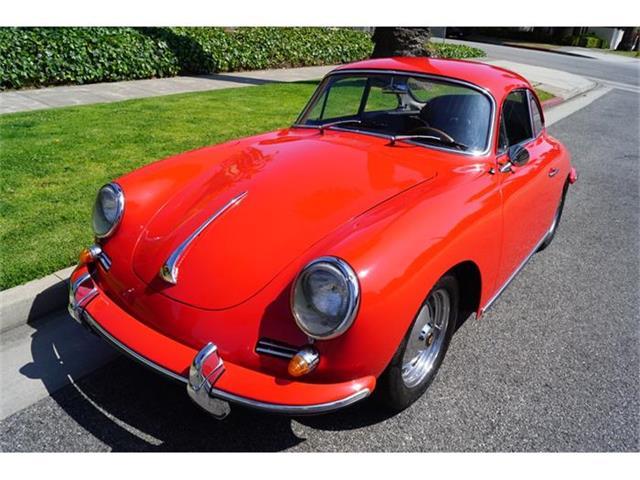 1963 Porsche 356B T6   839042