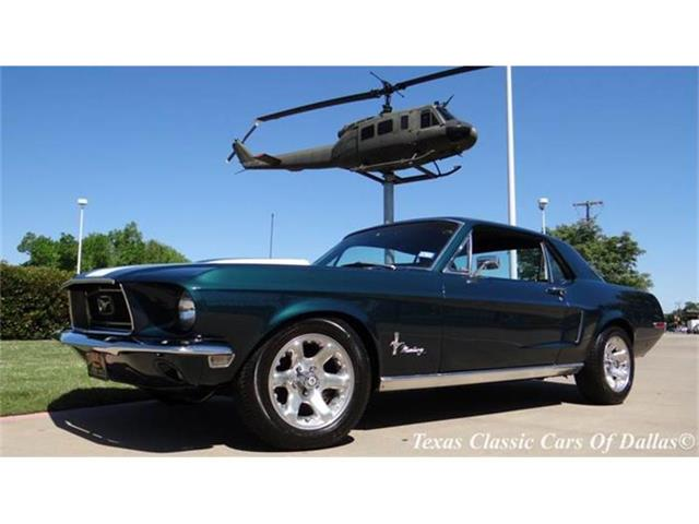 1968 Ford Mustang | 839064