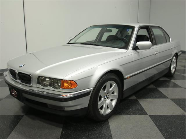 2000 BMW 750IL Protection | 839073