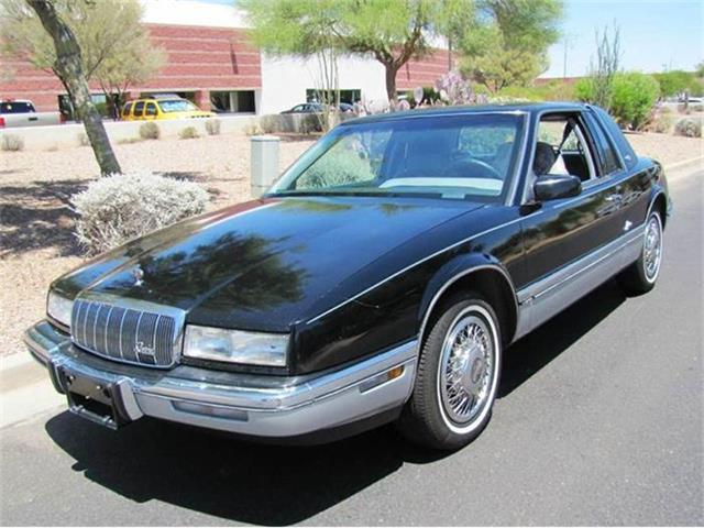 1991 Buick Riviera | 839074