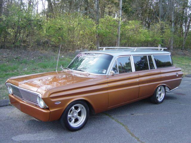 1964 FORD FALCON WAGON | 839081