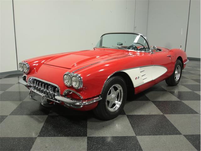 1958 Chevrolet Corvette | 839091