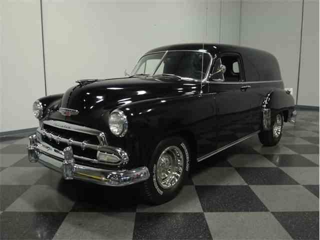 1952 Chevrolet Sedan Delivery | 839096
