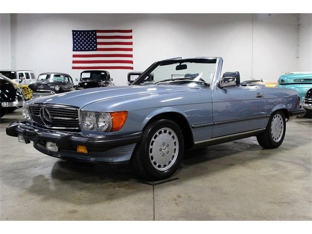 1987 Mercedes-Benz 560SL | 839137