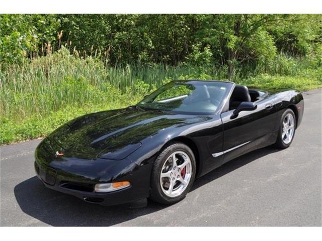 2004 Chevrolet Corvette | 839142