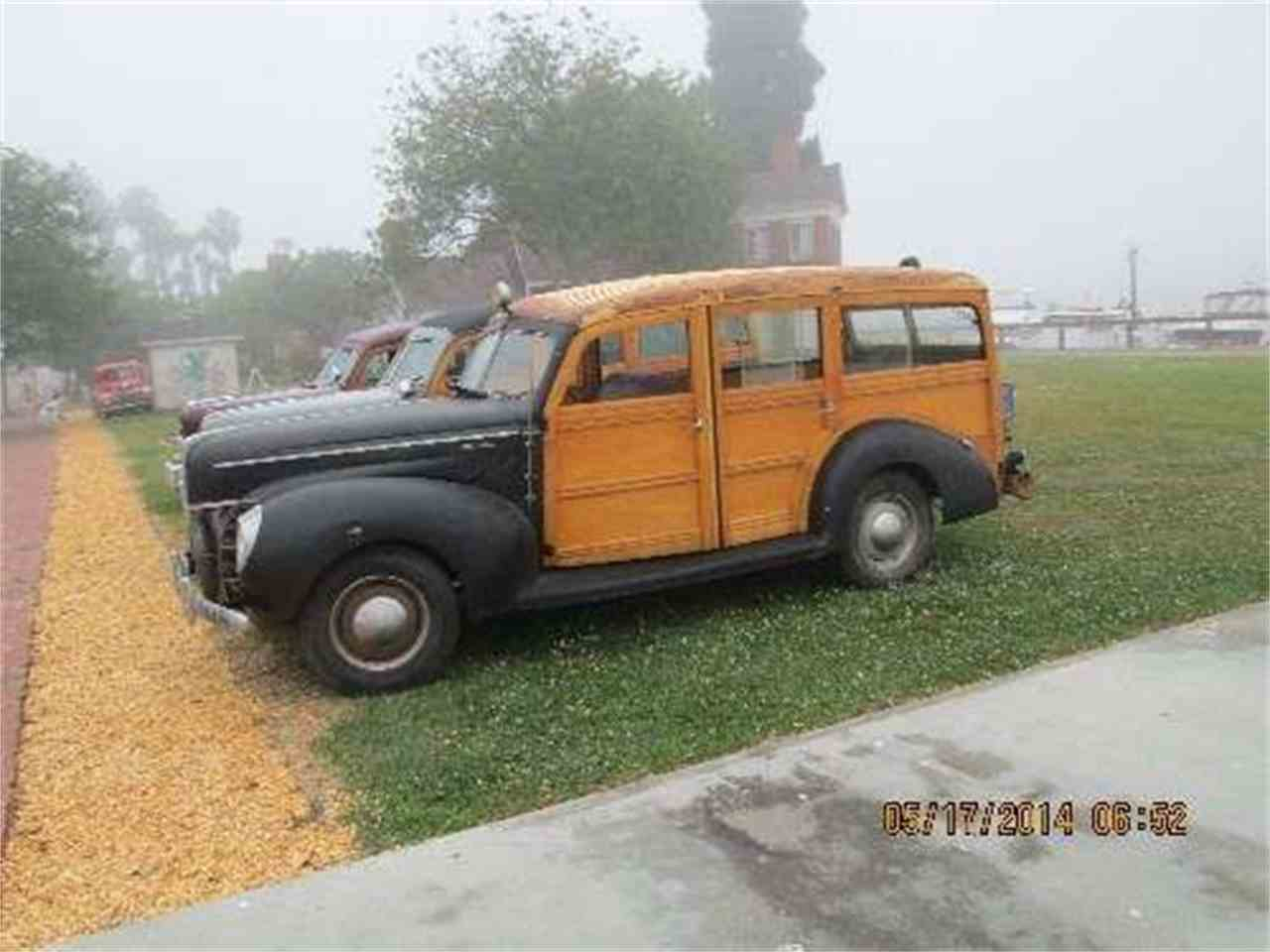 Large Picture of '40 Woody Wagon - HZHM
