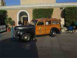 Picture of '40 Woody Wagon - HZHM