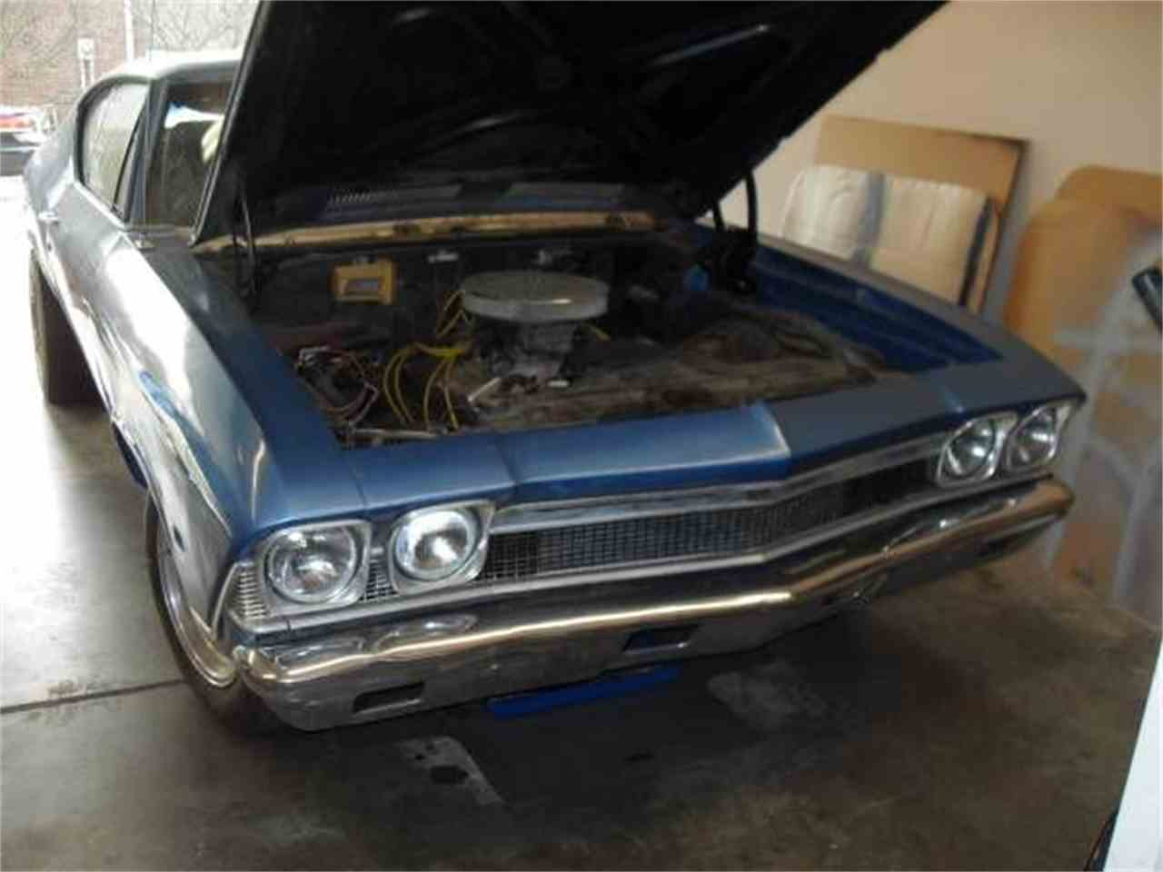 Large Picture of '68 Chevelle - HZHO