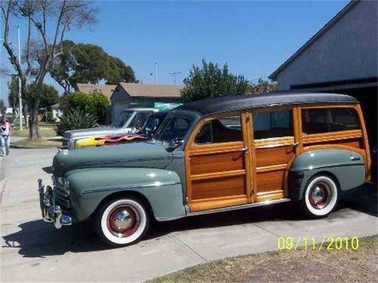 Large Picture of '48 Woody Wagon - HZHQ