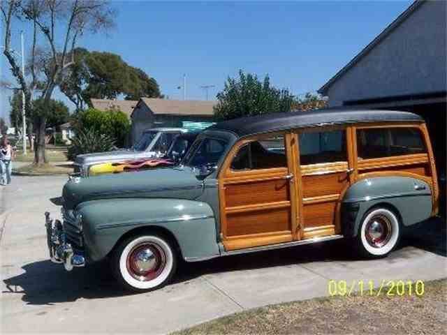 1948 Ford Woody Wagon | 839150