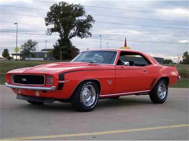 1969 Chevrolet Camaro | 839154
