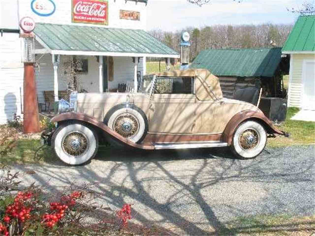 1931 Cadillac LaSalle for Sale - CC-839157