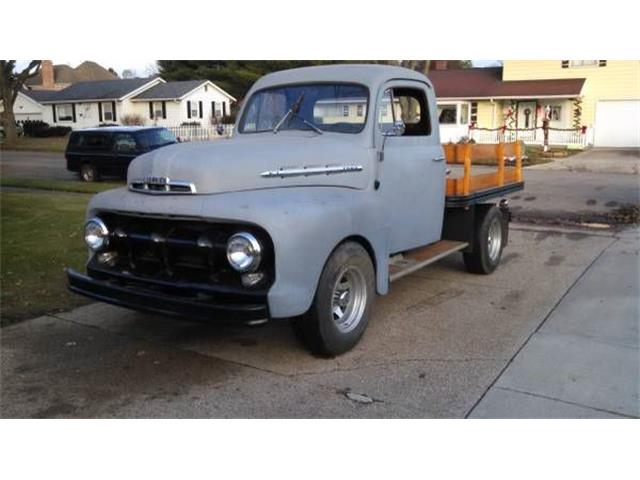 1951 Ford F1 | 839159