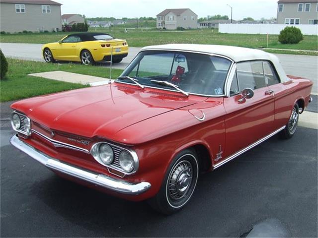 1963 Chevrolet Corvair | 839165