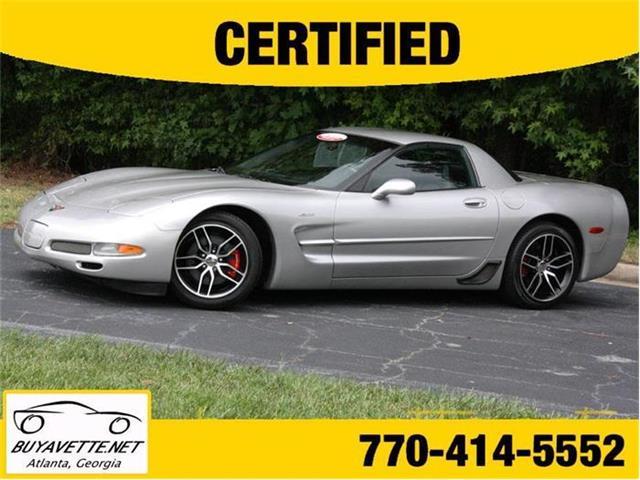 2004 Chevrolet Corvette | 839167