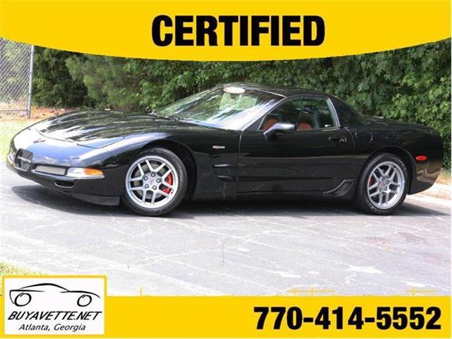 2002 Chevrolet Corvette | 839168