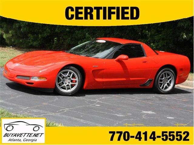 2003 Chevrolet Corvette | 839170