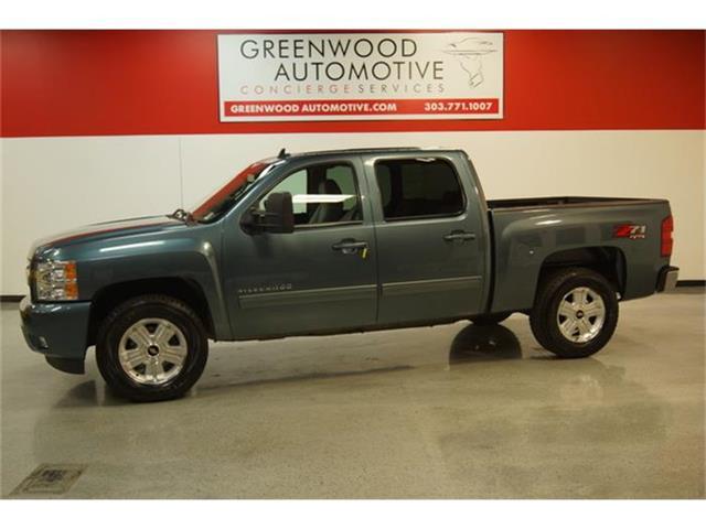 2011 Chevrolet Silverado | 839187