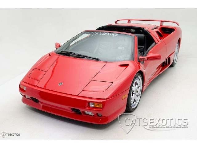 1998 Lamborghini Diablo | 839188