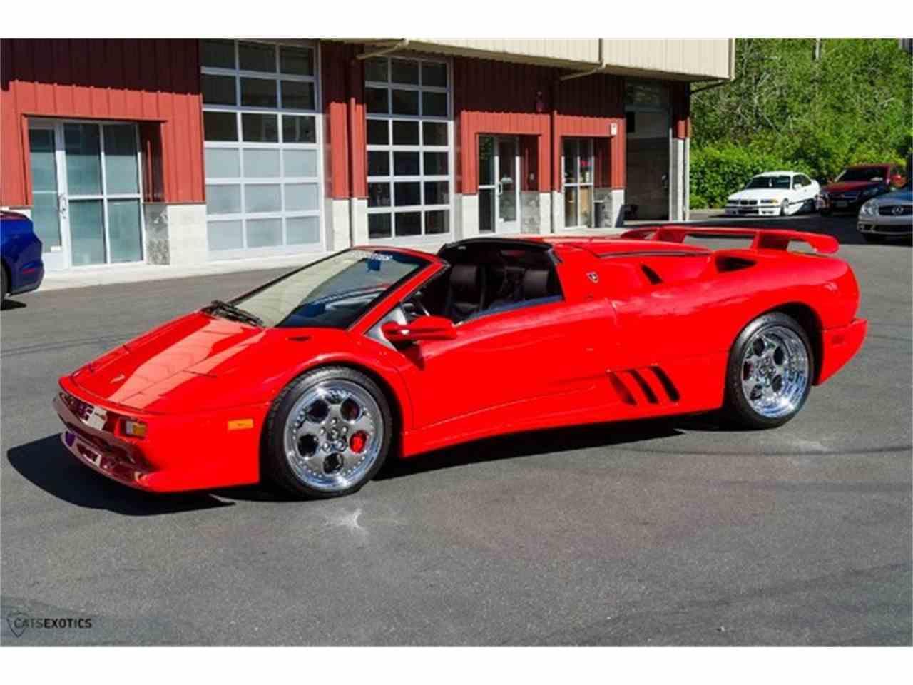 1998 Lamborghini Diablo For Sale Classiccars Com Cc 839188