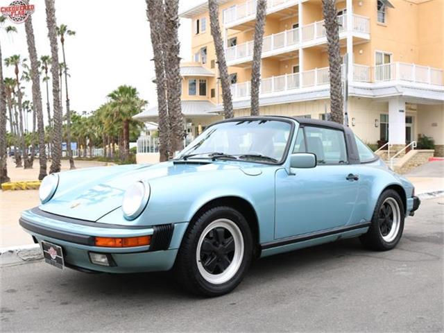 1988 Porsche 911 | 839193