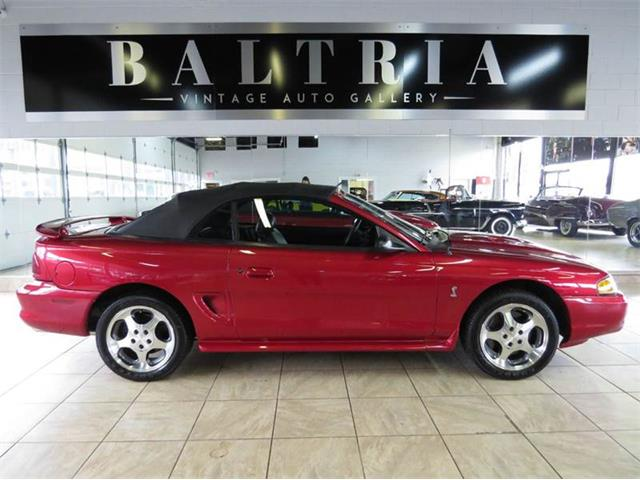 1996 Ford Mustang   839215