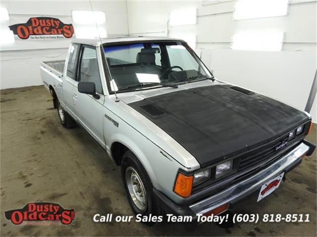 1981 Datsun 720 pickup | 839217