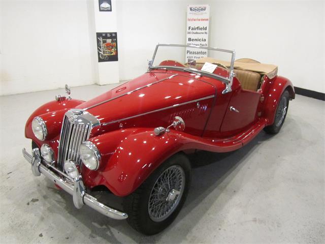 1954 MG TF | 839223
