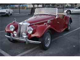 Picture of Classic '54 MG TF located in Fairfield California Offered by Specialty Sales Classics - HZJR