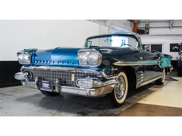 1958 Pontiac Bonneville | 839229