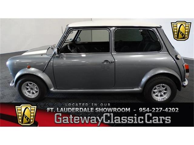 1989 Austin Rover Mini XL2S10 | 839244