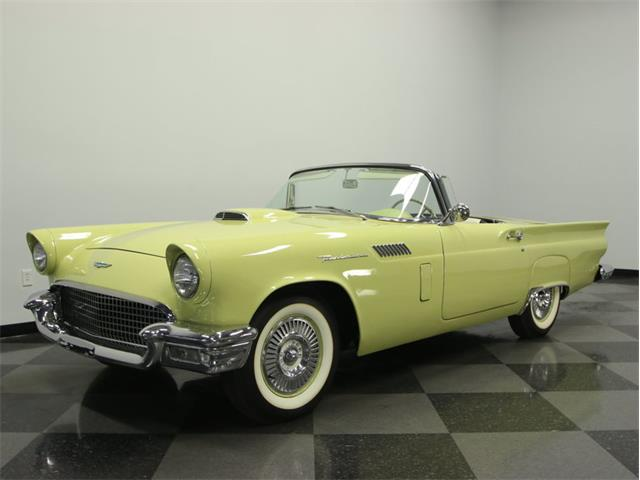 1957 Ford Thunderbird | 839251