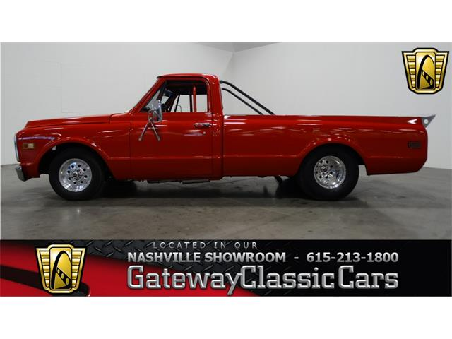 1970 Chevrolet C/K 10   839252
