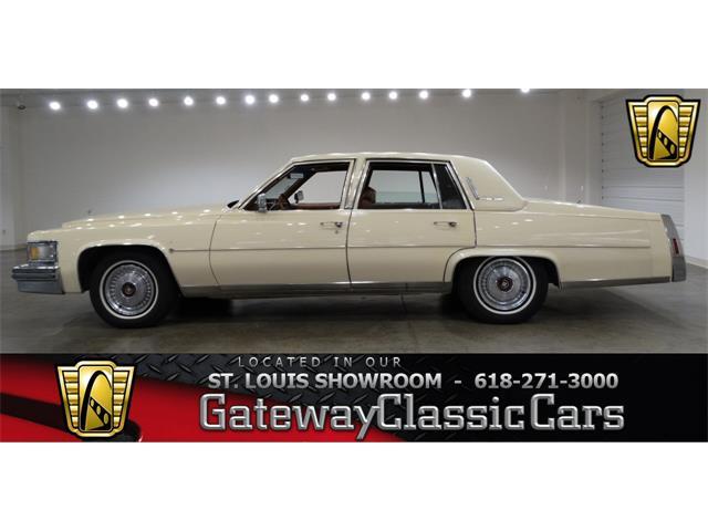 1979 Cadillac Fleetwood   839257