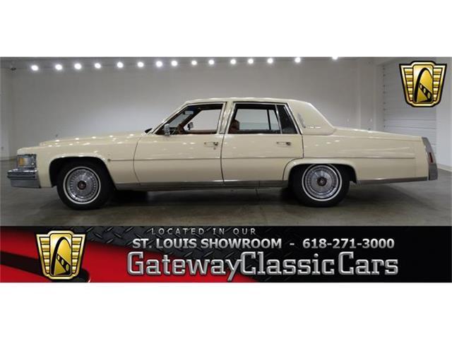 1979 Cadillac Fleetwood | 839257