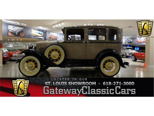 1930 Ford Model A | 839259