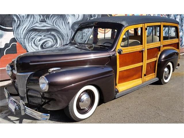 1941 Ford Woody Wagon | 830094