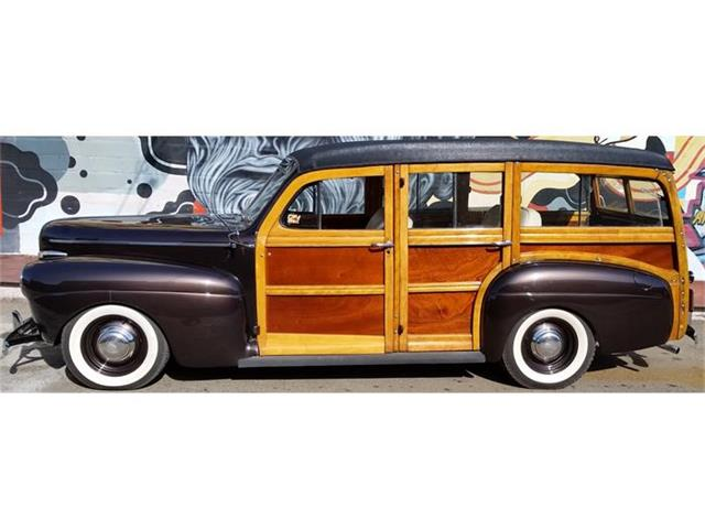 1941 Ford Woody Wagon | 830094