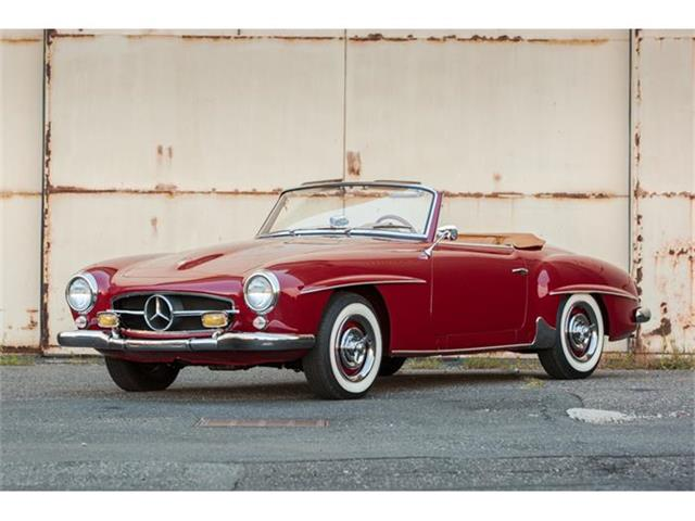 1959 Mercedes-Benz 190SL | 839775