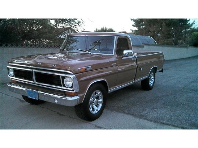 1972 Ford F250   840103
